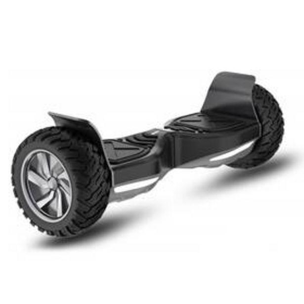 Hoverboard Kolonožka Offroad Rover E1 black akce v 7299Kč