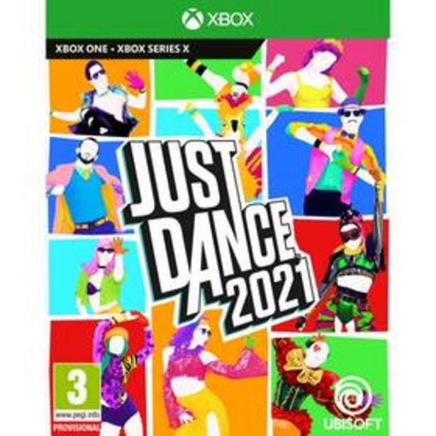 Hra Ubisoft Xbox One Just Dance 2021 (USX303661) akce v 759Kč