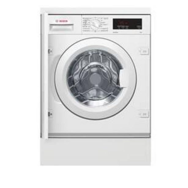 Pračka Bosch Serie | 6 WIW24341EU bílá akce v 20695Kč