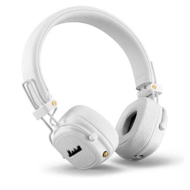 Marshall Major III Bluetooth bílá akce v 2588Kč