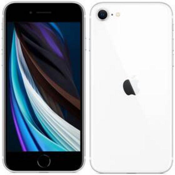 Mobilní telefon Apple iPhone SE (2020) 128 GB - White - ZÁNOVNÍ - 12 měsíců záruka akce v 13620Kč