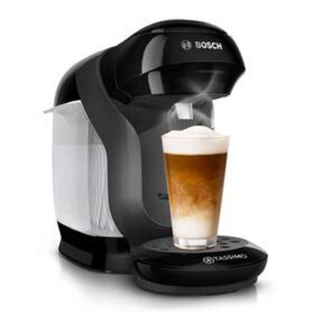 Espresso Bosch Tassimo Style TAS1102 akce v 999Kč