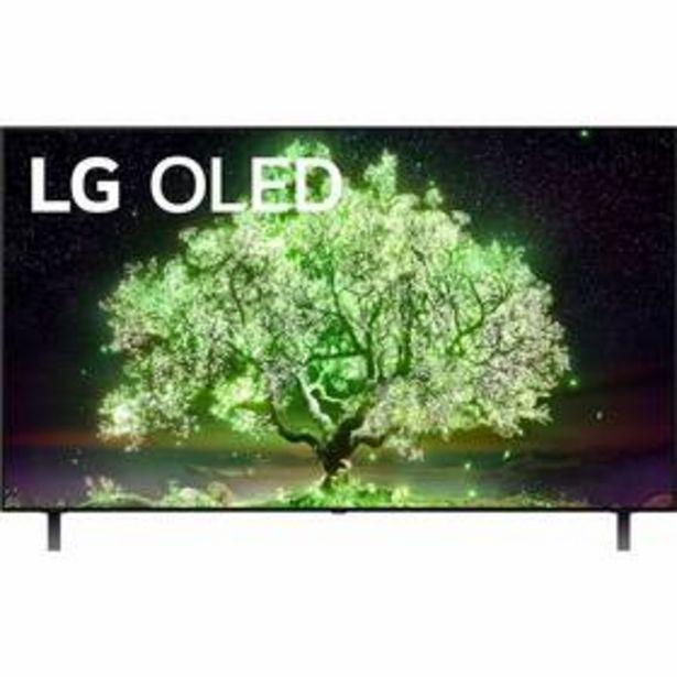 Televize LG OLED55A1 černá akce v 23990Kč