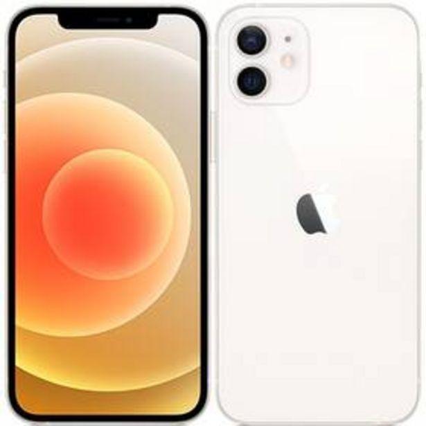 Mobilní telefon Apple iPhone 12 64 GB - White - ZÁNOVNÍ - 12 měsíců záruka akce v 18790Kč