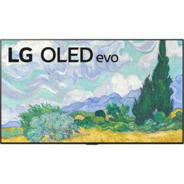 Televize LG OLED65G1 titanium akce v 69990Kč