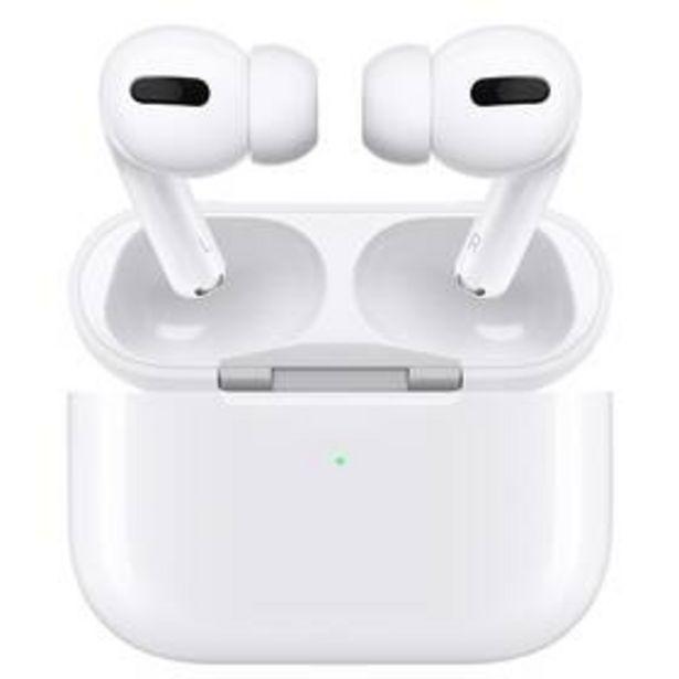 Sluchátka Apple AirPods Pro (MWP22ZM/A) bílá akce v 5690Kč