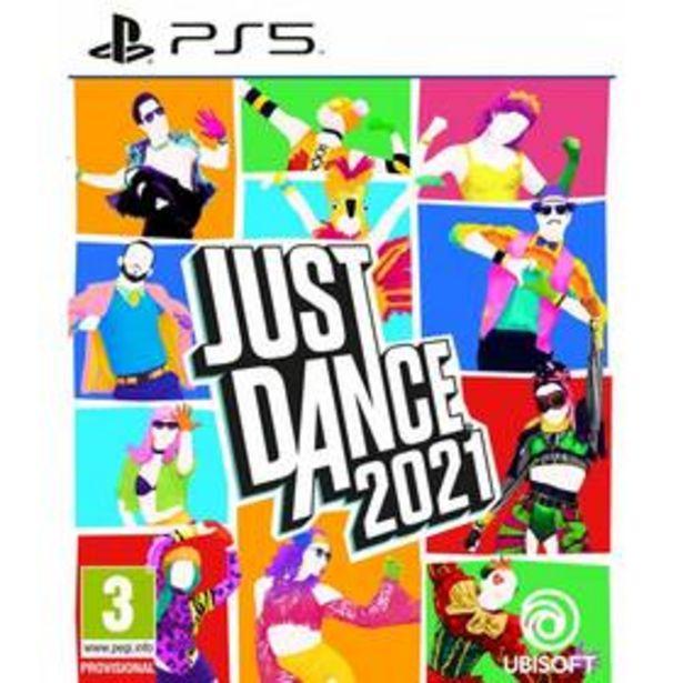 Hra Ubisoft PlayStation 5 Just Dance 2021 (USP53661) akce v 699Kč