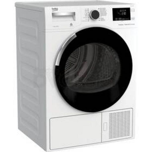 Sušička prádla Beko DH 8544 CSFRX bílá akce v 13990Kč