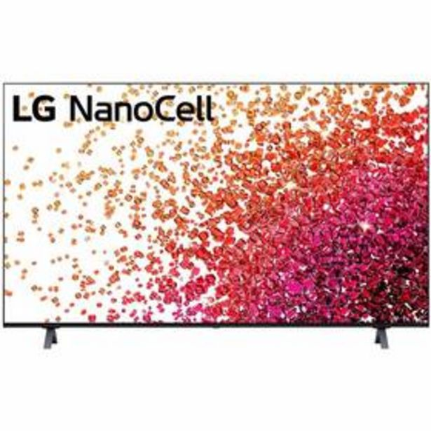 Televize LG 65NANO75P šedá akce v 23990Kč