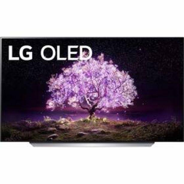 Televize LG OLED65C12 stříbrná/bílá akce v 49990Kč
