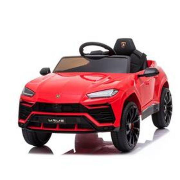 Elektrické autíčko MaDe Lamborghini akce v 5190Kč