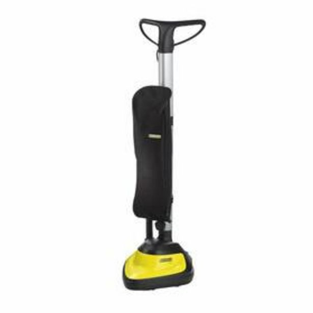 Leštič podlahy Kärcher FP 303 černý/žlutý akce v 4490Kč