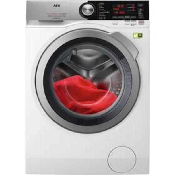 Pračka AEG ÖKOMix® L8FBC69ASCA s funkcí AutoDose bílá akce v 23990Kč