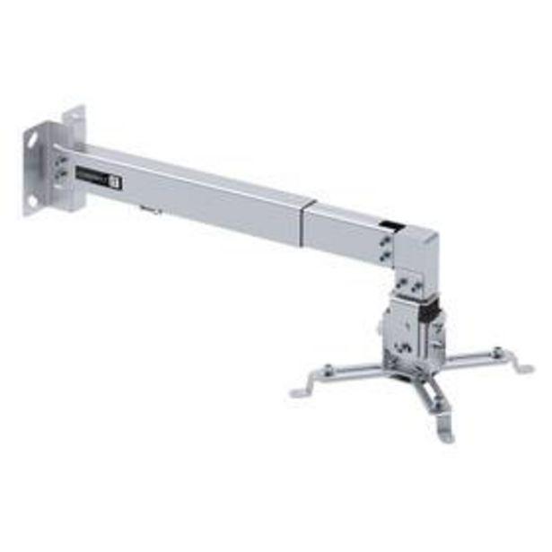 Držák Connect IT Spider pro projektor, na zeď (CMF-7020-SL) stříbrný akce v 498Kč
