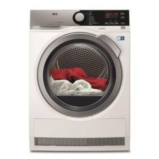 Sušička prádla AEG AbsoluteCare® T8DEE68SC bílá akce v 19990Kč