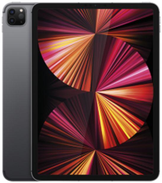 Apple iPad Pro 11 256 GB 2021, šedá akce v 25777Kč