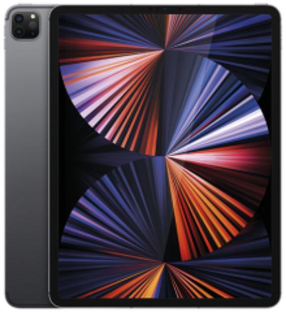 Apple iPad Pro 12.9 512 GB 2021, šedá akce v 39377Kč