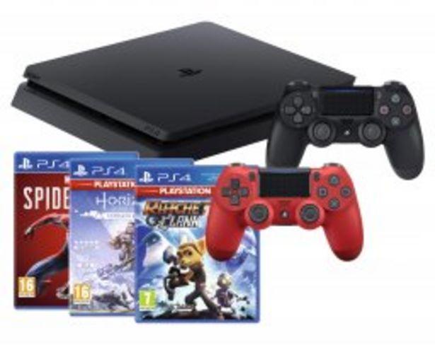 Sony PlayStation 4 2020 500GB akce v 6001Kč