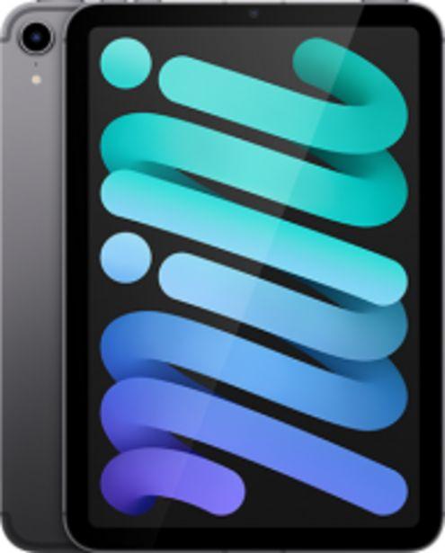 Apple iPad mini 2021 64 GB, šedá akce v 14477Kč
