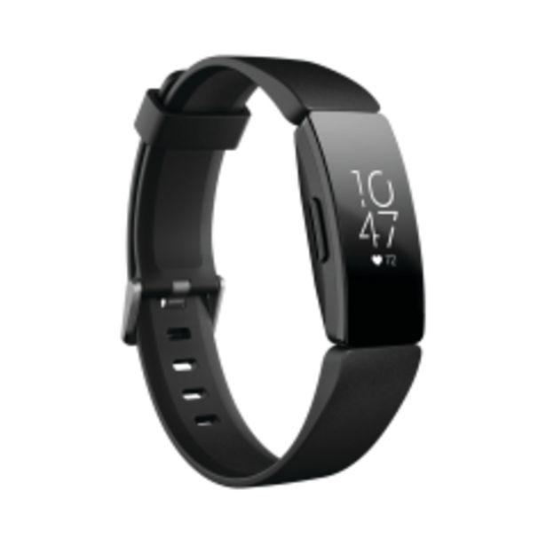 Náramek Fitbit Inspire HR, černá akce v 2777Kč