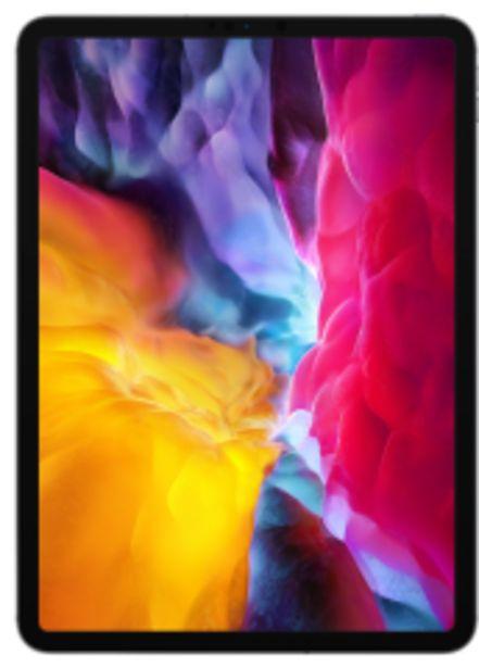 Apple iPad Pro 11 512 GB 2020, šedá akce v 29977Kč