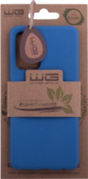 Pouzdro ECO 100% compostable Samsung Galaxy A52 5G, modrá akce v 397Kč