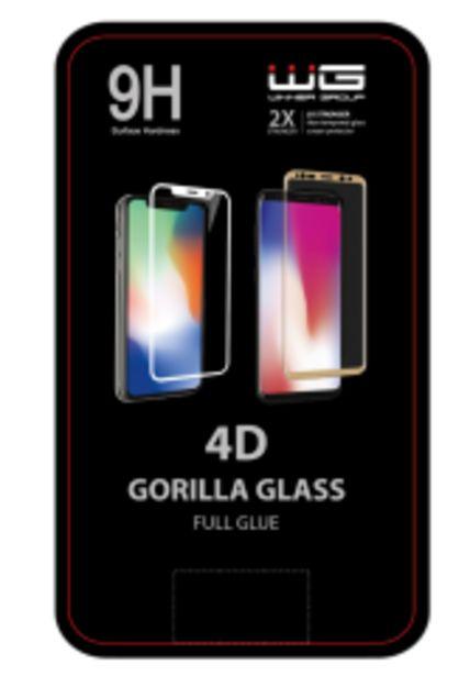 Ochranné sklo 4D Full Glue Samsung Galaxy A52 5G, černá akce v 397Kč