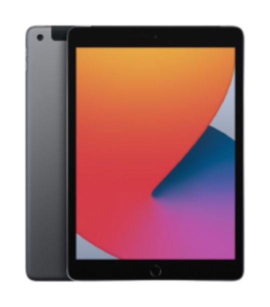Apple iPad 128 GB 2020, vesmírně šedá akce v 11977Kč