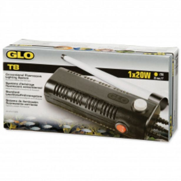 Osvětlení GLO Glomat Controller 1 T8 20W akce v 994Kč