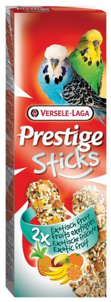 Tyčinky VERSELE-LAGA Prestige exotické ovoce pro andulky 60g akce v 59Kč