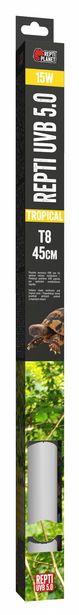 Repti Planet zářivka Fluorescent UVB 5.0 45cm 15W akce v 384Kč