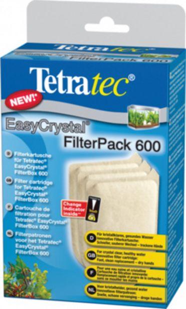 Náplň TETRA EasyCrystal Box 600 3ks akce v 289Kč