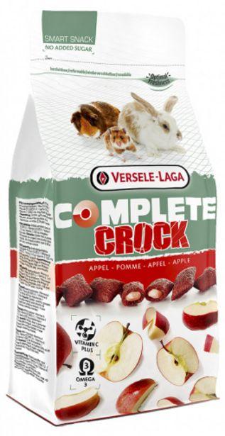 Pochoutka Versele-Laga Crock Complete jablko 50g akce v 119Kč