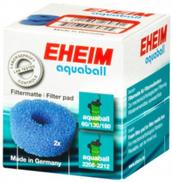 Náplň EHEIM vata filtrační Aquaball 60/130/180 2ks akce v 99Kč