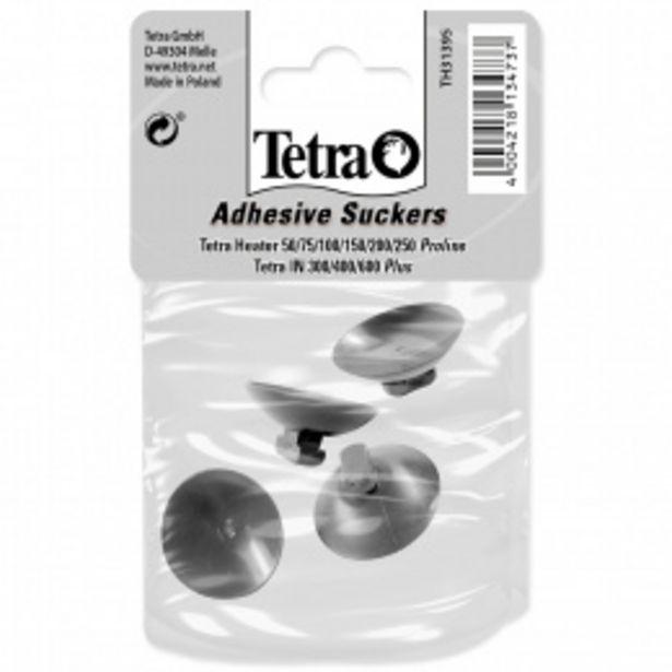 Náhradní přísavka TETRA Tec IN 400/600 Plus 4ks akce v 129Kč