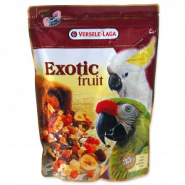 Krmivo VERSELE-LAGA Exotic směs ovoce pro velké papoušky 600g akce v 209Kč