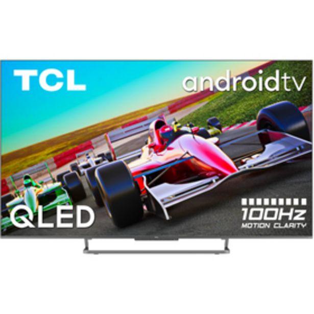 TCL 55C728 QLED SMART ANDROID TV akce v 21989Kč