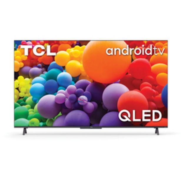 TCL 65C725 QLED SMART ANDROID TV akce v 22989Kč