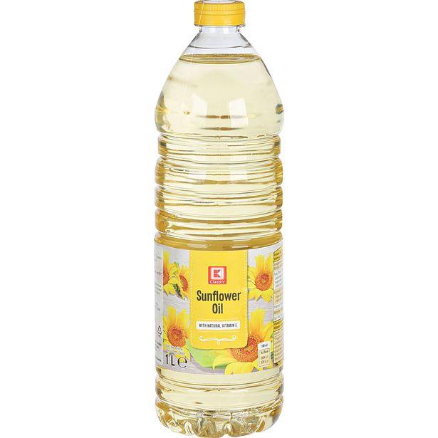 Slunečnicový olej akce v 32,9Kč