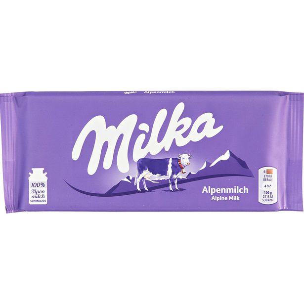 Čokoláda akce v 18,9Kč