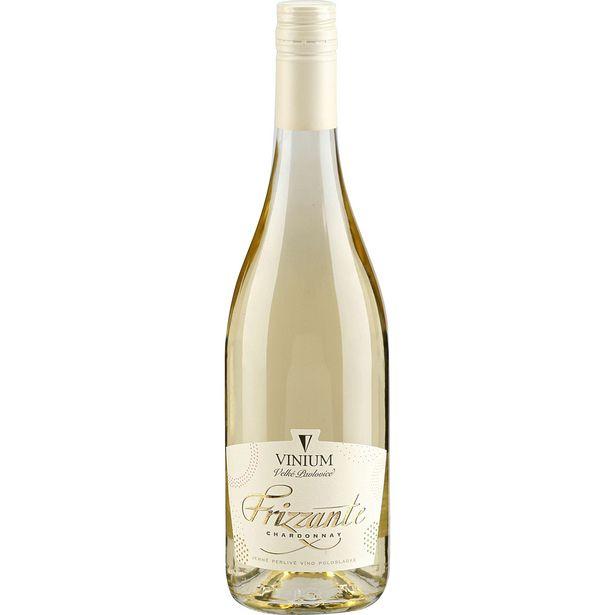 Frizzante Chardonnay akce v 63,63Kč