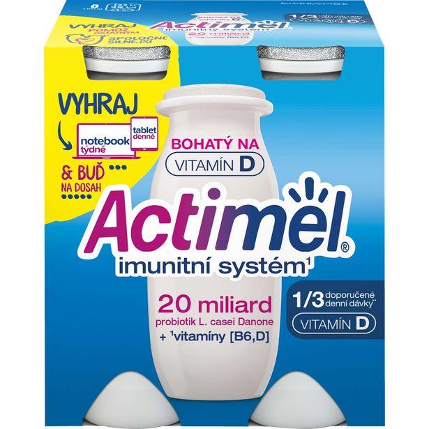 Jogurtové mléko akce v 36,36Kč