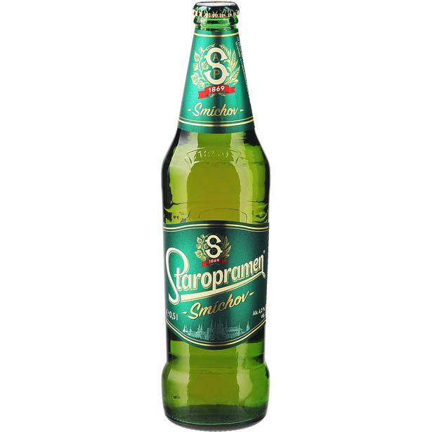 Pivo světlé výčepní akce v 9,9Kč
