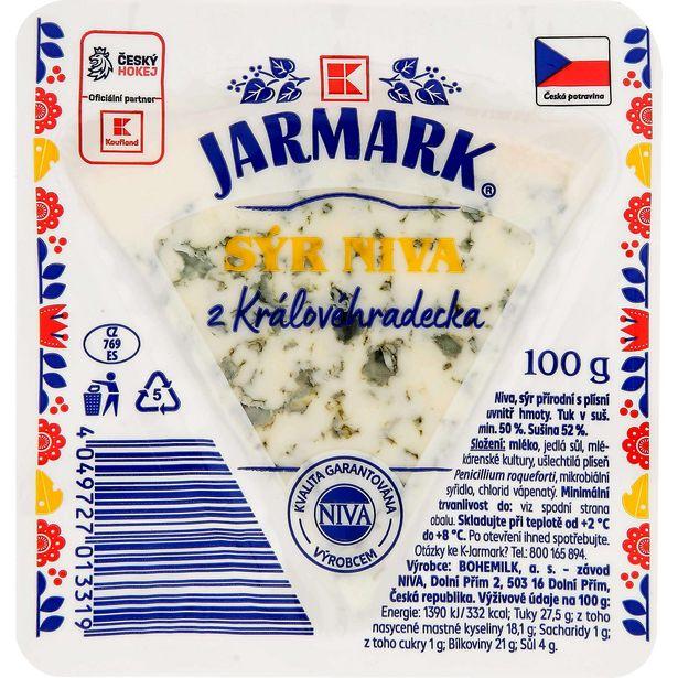 Niva sýr s modrou plísní akce v 15,9Kč