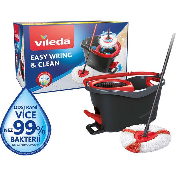 Easy Wring & Clean Mop a kbelík akce v 899,9Kč