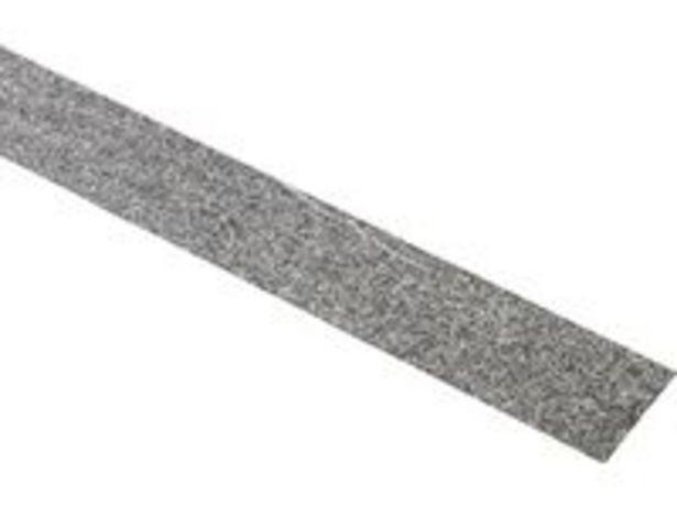 Lemovka na hranu 65cmx4,5cm Torreano antracitová (37984) 2ks vbalení akce v 99Kč