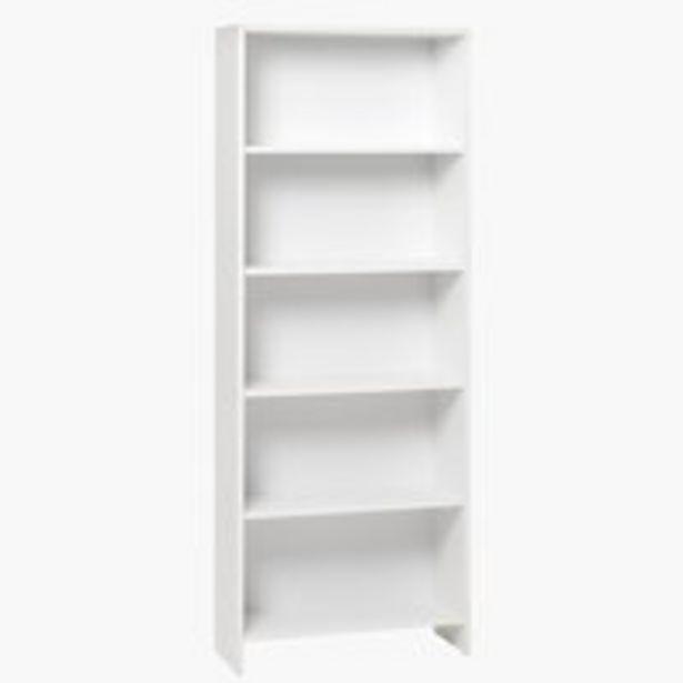 Knihovna GISLINGE 5 polic bílá akce v 750Kč