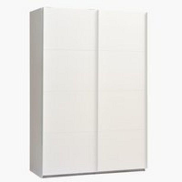 Skříň SALTOV 150x222 bílá akce v 12999Kč