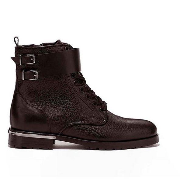 Reiss Artemis Lace Up Boots akce v 4580Kč