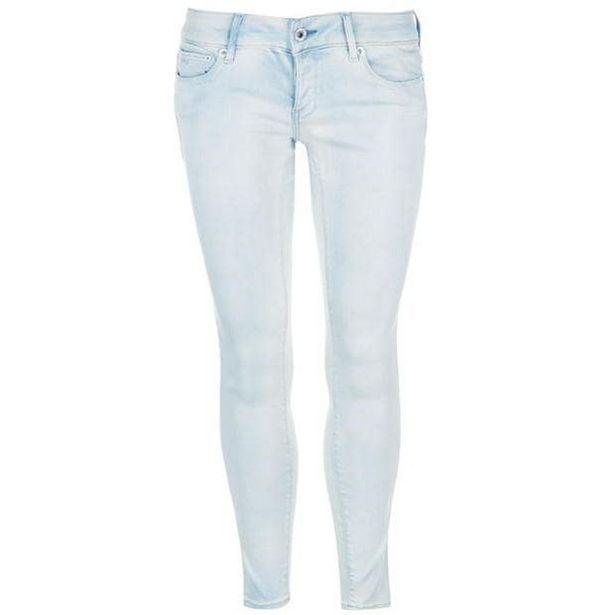 G Star Raw 3301 Low Waist Super Skinny Ladies Jeans akce v 391Kč